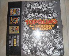 DISNEY Topolino Lo Scrigno Dei Mille 1000 2000 3000 Cofanetto Sigillato Panini