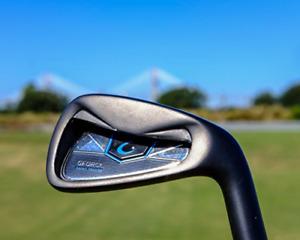 GForce Golf Swing Trainer 7 Iron - Voted GolfWRX Top Training Aid - PGA Support