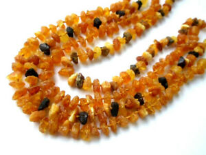 RAW BALTIC AMBER COLLAR FOR DOG AND CAT