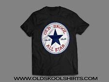 CONVERSE ALL STAR CHUCK TAYLOR ***OLD SKOOL***  Mens T-Shirt *MANY OPTIONS*