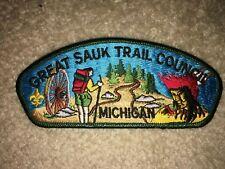 Great Sauk Trail Council 2003 FOS 10th ANN CSP