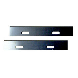 BLACK & DECKER DN75 compatible- set of 2 x HSS PLANER BLADES to fit B&D