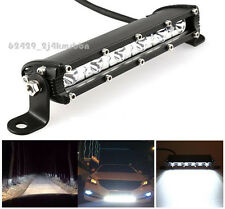 18W OffRoad Driving Fog Working LED Bar SpotLight Lamp For F150 F250 Sierra Jeep