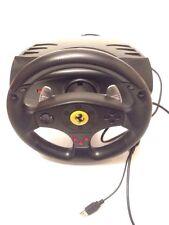 Thrustmaster Ferrari GT Experience Wheel PS2 PS3 & PC