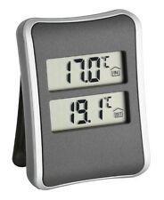 TFA Dostmann Original Klein und Handlich Digitales Innen-Aussen-Thermometer NEU