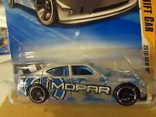 Hot Wheels Dodge Charger Drift car Silver (Price Sticker Residue)