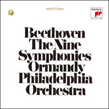Beethoven - Complete Symphonies No.1-9/ Eugene Ormandy  5CD Korea Import New