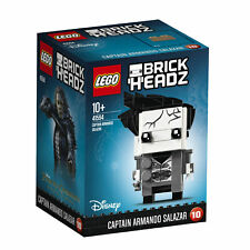 Lego Brick Headz Disney Captain Armando Salazar 41594 - New/Boxed