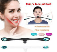 Facial Muscle Exerciser Toner Anti Wrinkle Slim Face Mouth Toning Tools