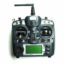 Turnigy 9X 9Ch Transmitter & iA8 Receiver RC Racing Drone Airplane helicopter UK