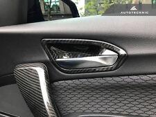 AUTOTECKNIC DRY CARBON FIBER INTERIOR DOOR HANDLE TRIM  - BMW F22 M240I F87 M2