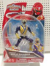 "Gold Ranger Power Rangers Samurai Saban Ban Dai New 5"" Figure Antonio"