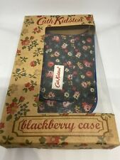 Cath Kidston phone case colour blue with flowers New In Box
