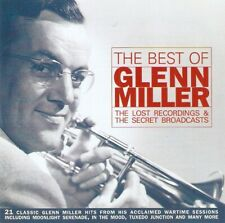 Glenn Miller - Best Of The Lost Recordings And The Secret Broadcasts (CD 1997)
