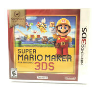 Super Mario Maker (Nintendo 3DS)Video Game Brand New Factory Sealed