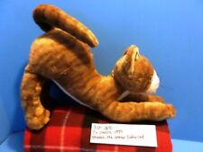 "Ty Classic ""Stretch"" the Stretching Orange Tabby Cat 1999(310-1891)"
