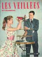 BRIGITTE BARDOT BB rare Full-Cover 1954 Elle Les Veillées des Chaumières Parot