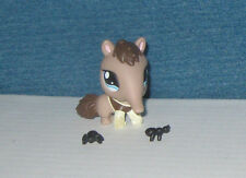 Littlest Pet Shop Anteater Special Edition with mini Ants #1518 Hasbro NEW LOOSE
