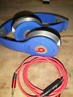 Beats by Dr. Dre Pro Over the Ear Headphones   blue