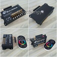 2.4G 5-24V Wireless High-power RGB LED Controller &Remote For Strip Wall Washer
