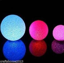 CH:1 LED Leuchtkugel Kugel Lampe mit Farbwechsel RGB Deko Mix inkl. Batterie