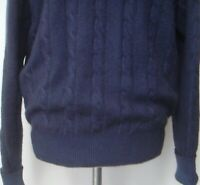 EKINO 🚭 100% KASCHMIR CASHMERE LUXUS-PULLOVER • XL 54 • Made in Italy
