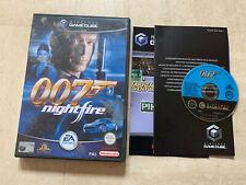 James Bond 007 Nightfire game for Nintendo GameCube