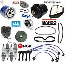 OEM Tune Up & Timing Belt Kit Filters Plugs Water Pump for Honda Accord 94-97