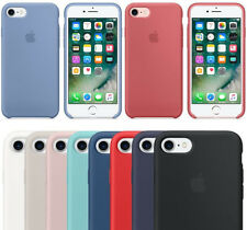 Genuine Original Soft Silicone Ultra-thin Case Cover For Apple iPhone 7 7 Plus