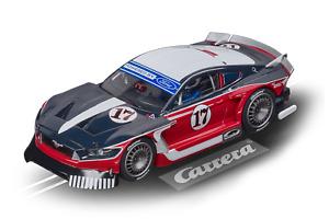 Carrera 27636 Ford Mustang GTY No.17 Red Evolution 132 20027636 1/32 Slot Car