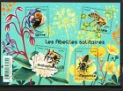 Timbre France 2016 Bloc Feuillet F5052 Les abeilles NEUF ** LUXE