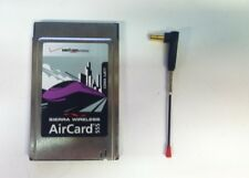 Sierra Wireless AirCard 555 1200470 Verizon Wireless PCMCIA With Antenna