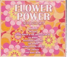 New CD - Various - FlowerPower 3CD Set
