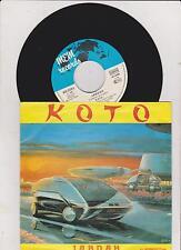 "Koto - Jabdah 7"" Single"