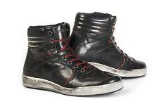 STYLMARTIN Motorradstiefel IRON Sneaker Schuh Stiefel Kurzstiefel schwarz Gr. 42