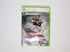 Splinter Cell: Conviction game for Microsoft Xbox 360 -Complete