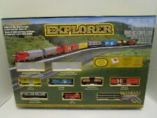 BACHMANN THE EXPLORER N-SCALE TRAIN SET NO.24008  ***NEW IN BOX***