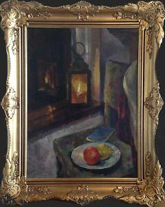 Mogens Vantore (1895-1977): STILL LIFE