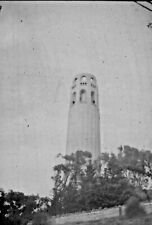 Vtg 1940s 35Mm Negative San Francisco Ca Coit Tower Telegraph Hill 372-3.3