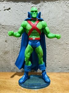 DC Universe Classics Martian Manhunter Complete  Validus BAF IMMACULATE W/stand