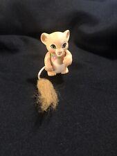 "Nala Lion King Figure Fluffy Tail Disney Toy 2.25"" Tall"