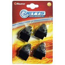 Nip Razor Jetts Heel Wheels Spark Replacement Pack 4 Replacement Cartridges