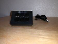 Elgato Stream Deck Mini USB Controller Macro Commands Customizable Keys