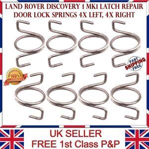 Land Rover Discovery 1 MK1 Puerta Cerradura Reparación 8 Muelles Set 4 Left 4