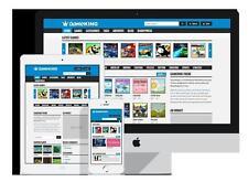 Games website script with 800+ Online games  Free Hosting + Installation