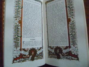 Enluminures, Missel du Credo, Relié cuir
