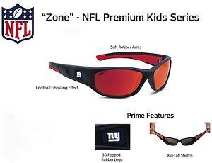 "NFL Premium Kids Sunglasses ""Zone"""