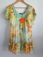 NICHII Sequin Floral Spring Dress - Size S