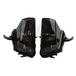 Turn Indicator Signal Lens Winker Fit For Kawasaki Z1000SX Z1000SX ABS 2011-2016