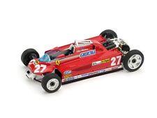 BRUMM BRUR367T - Ferrari 126 ck gp monaco N°27 1981 1/43